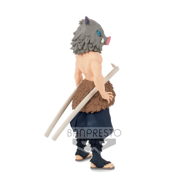 Inosuke Hashibira Demon Slayer Grandista Prize Figure
