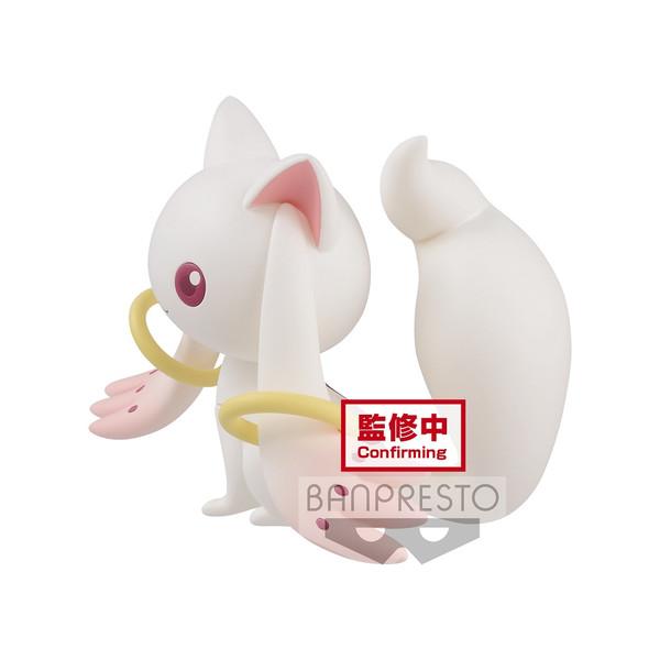 Kyubey Puella Magi Madoka Magica 10th Anniversary Fluffy Puffy Prize Figure