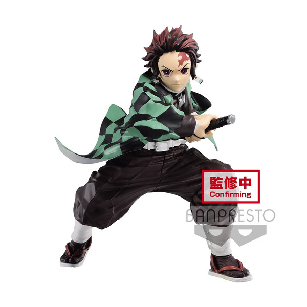 Tanjiro Kamado Demon Slayer Maximatic Prize Figure