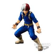 Shoto Todoroki The Brush Ver My Hero Academia Super Master Stars Piece Prize Figure
