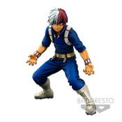 Shoto Todoroki Two Dimensions Ver My Hero Academia Super Master Stars Piece Prize Figure