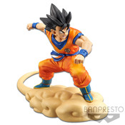 Son Goku with Flying Nimbus Dragon Ball Z Prize Figure