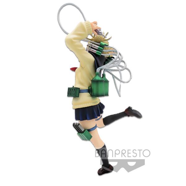 Himiko Toga Colosseum Alternative Color Ver My Hero Academia Prize Figure