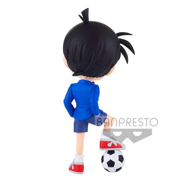 Conan Edogawa Soccer Ball Ver Case Closed Q Posket Prize Figure
