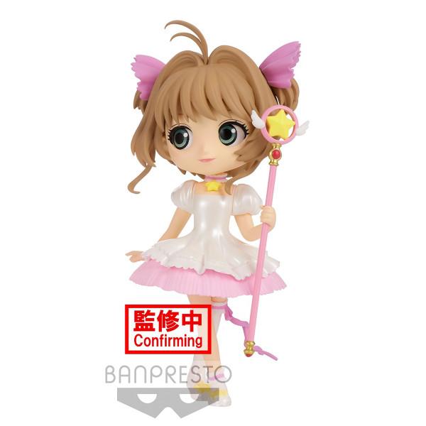 Sakura Kinomoto Cardcaptor Sakura Q Posket Prize Figure