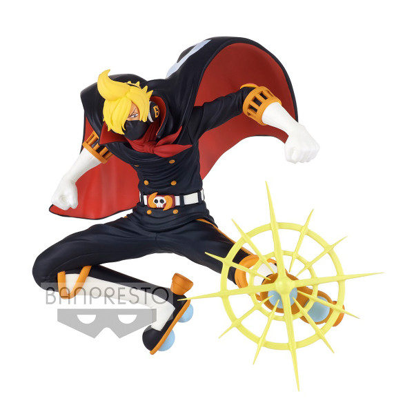 Osoba Mask Battle Record Collection One Piece Prize Figure