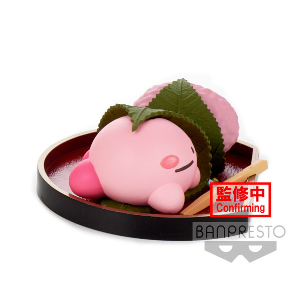 Kirby Paldolce Pink Mochi Ver Kirby Prize Figure