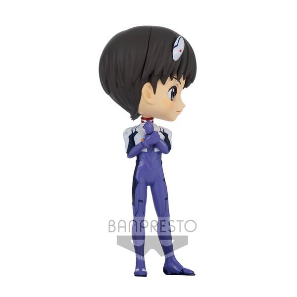 Shinji Ikari Plugsuit Style Ver Evangelion New Theatrical Edition Q Posket Prize Figure