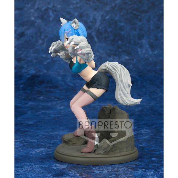 Rem Monster Motions Ver Re:ZERO Espresto Prize Figure
