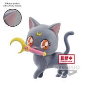 Luna Playful Kitty Ver Pretty Guardian Sailor Moon Fluffy Puffy Prize Figure