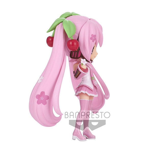 Sakura Miku Vocaloid Q Posket Prize Figure