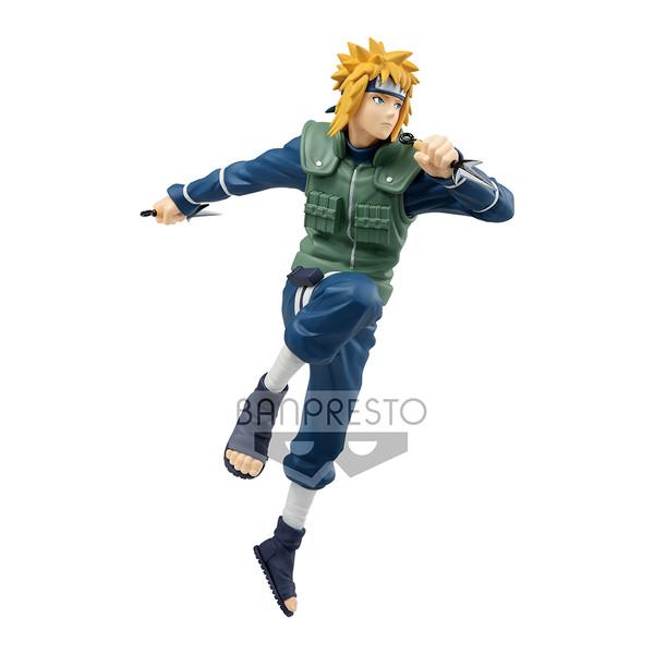 Minato Namikaze Naruto Shippuden Vibration Stars Prize Figure