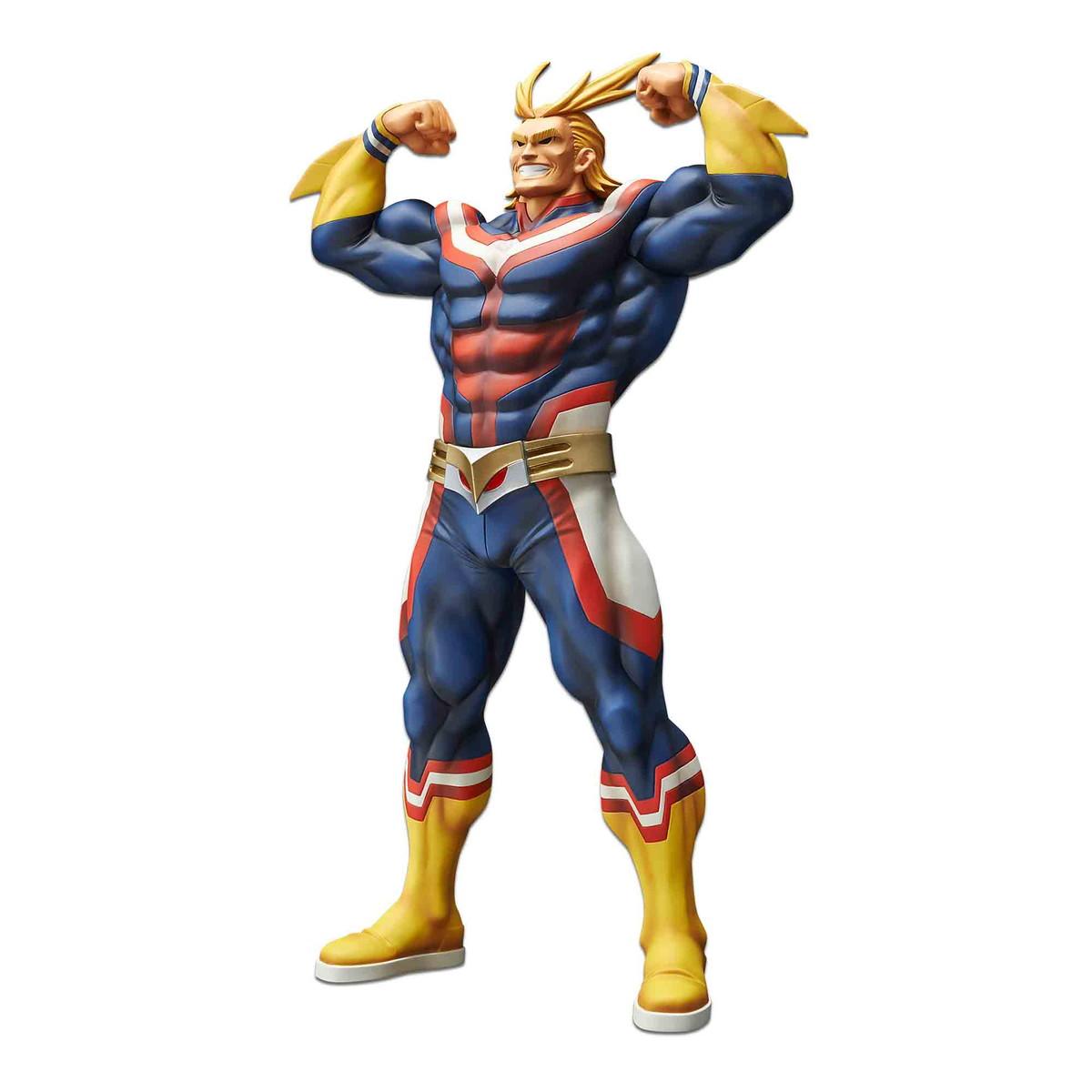All Might My Hero Academia Grandista Exclusive Lines Figure