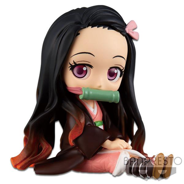 Nezuko Kamado Demon Slayer Q Posket Petit Prize Figure