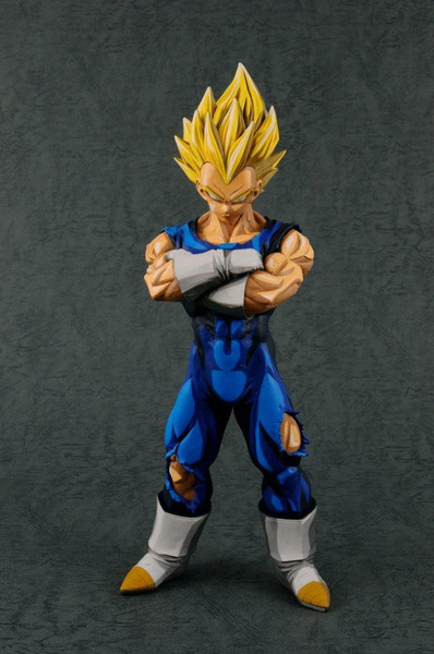 Super Saiyan Vegeta Manga Dimensions Dragon Ball Z Prize Figure