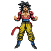 [Imperfect] Son Goku SS4 Manga Dimensions Ver Super Master Stars Dragon Ball GT Prize Figure
