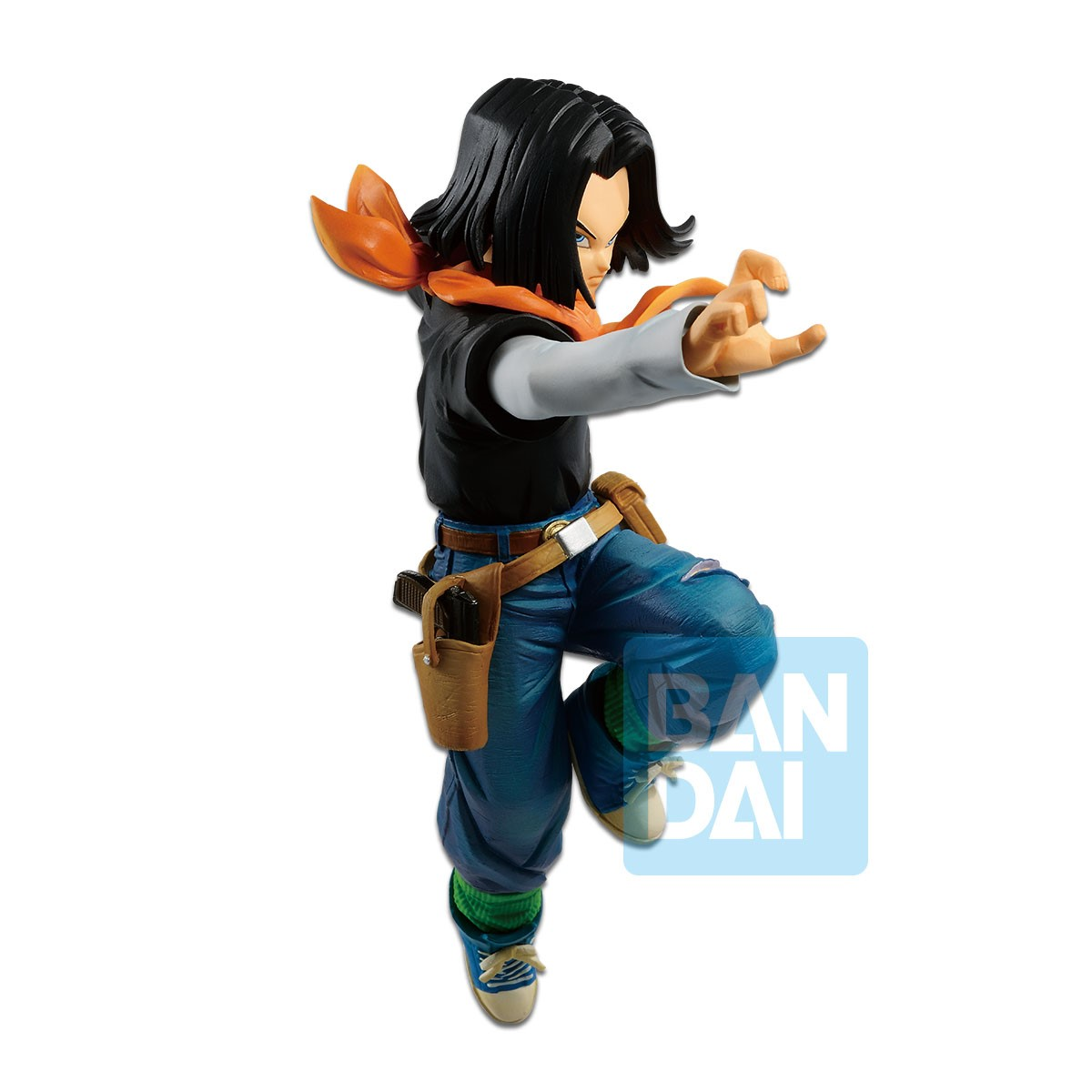 Android 17 Android Battle Ver Dragon Ball Z Prize Figure