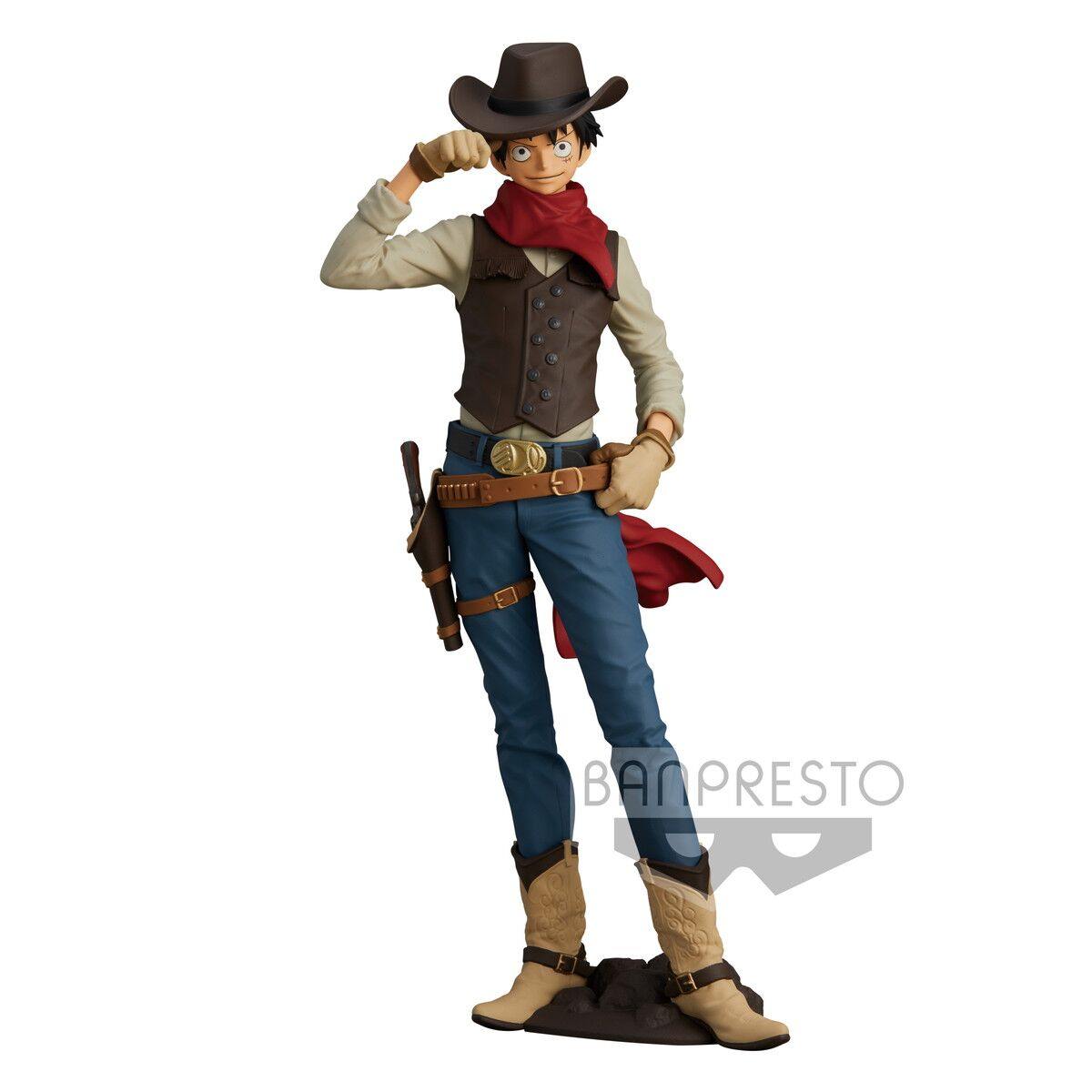 Monkey D Luffy Treasure Cruise World Journey Ver One Piece Prize Figure