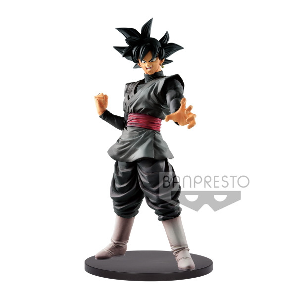 Goku Black Dragon Ball Legends Prize Figure