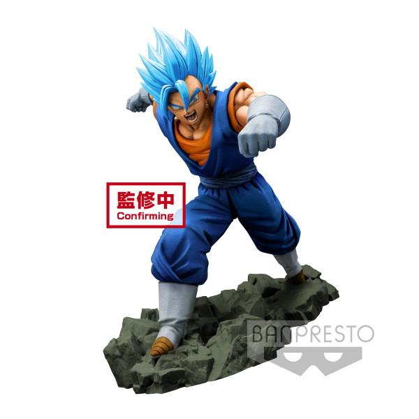 Super Saiyan Blue Vegetto Dokkan Battle Collab Ver Dragon Ball Z Figure