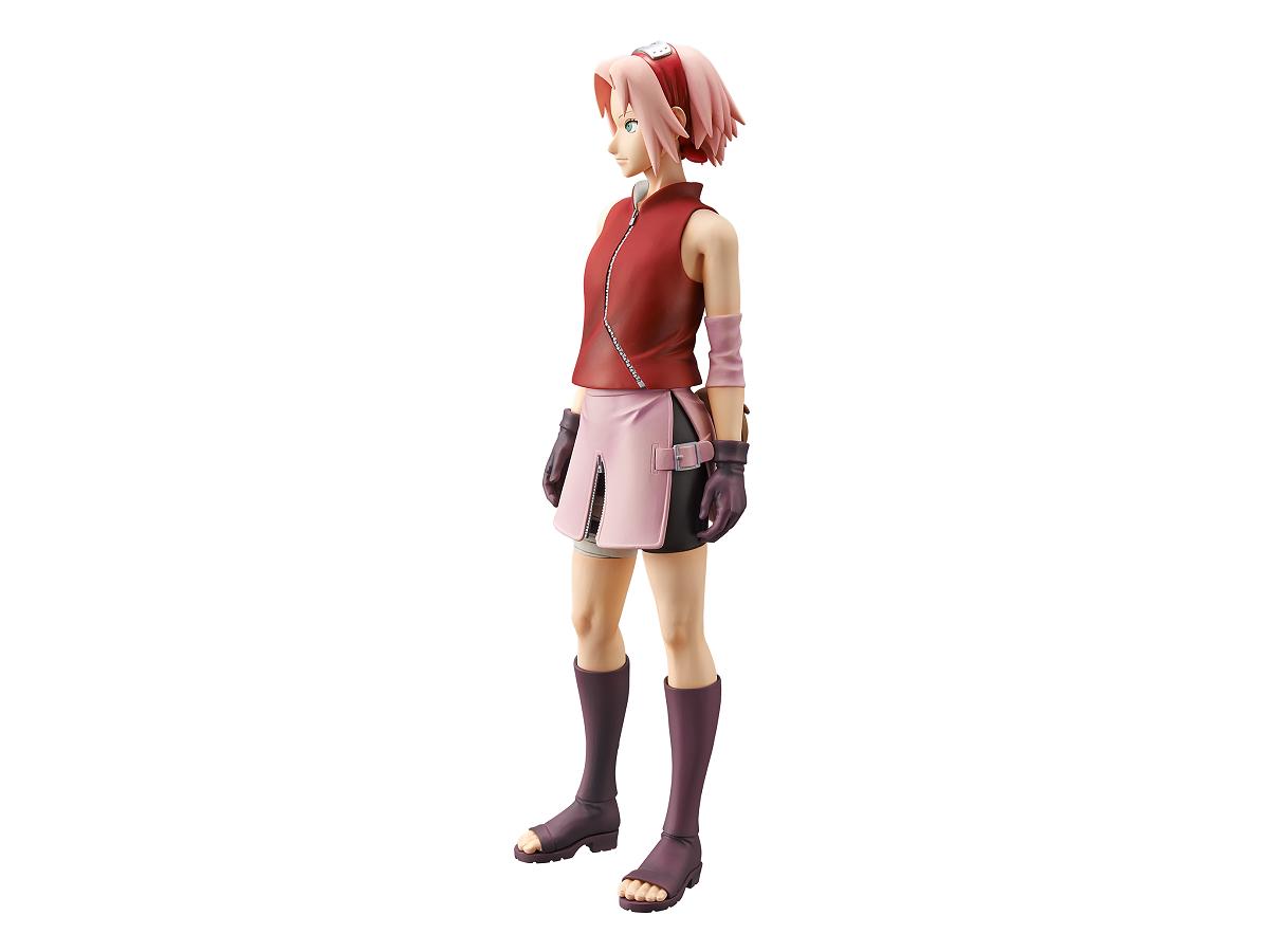 Sakura Shinobi Relations Ver Naruto Shippuden Figure