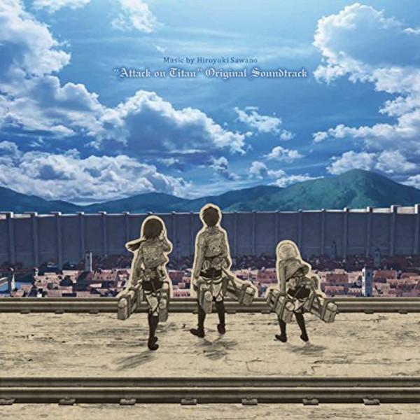 Attack on Titan Season 1 Original Soundtrack CD (Import)