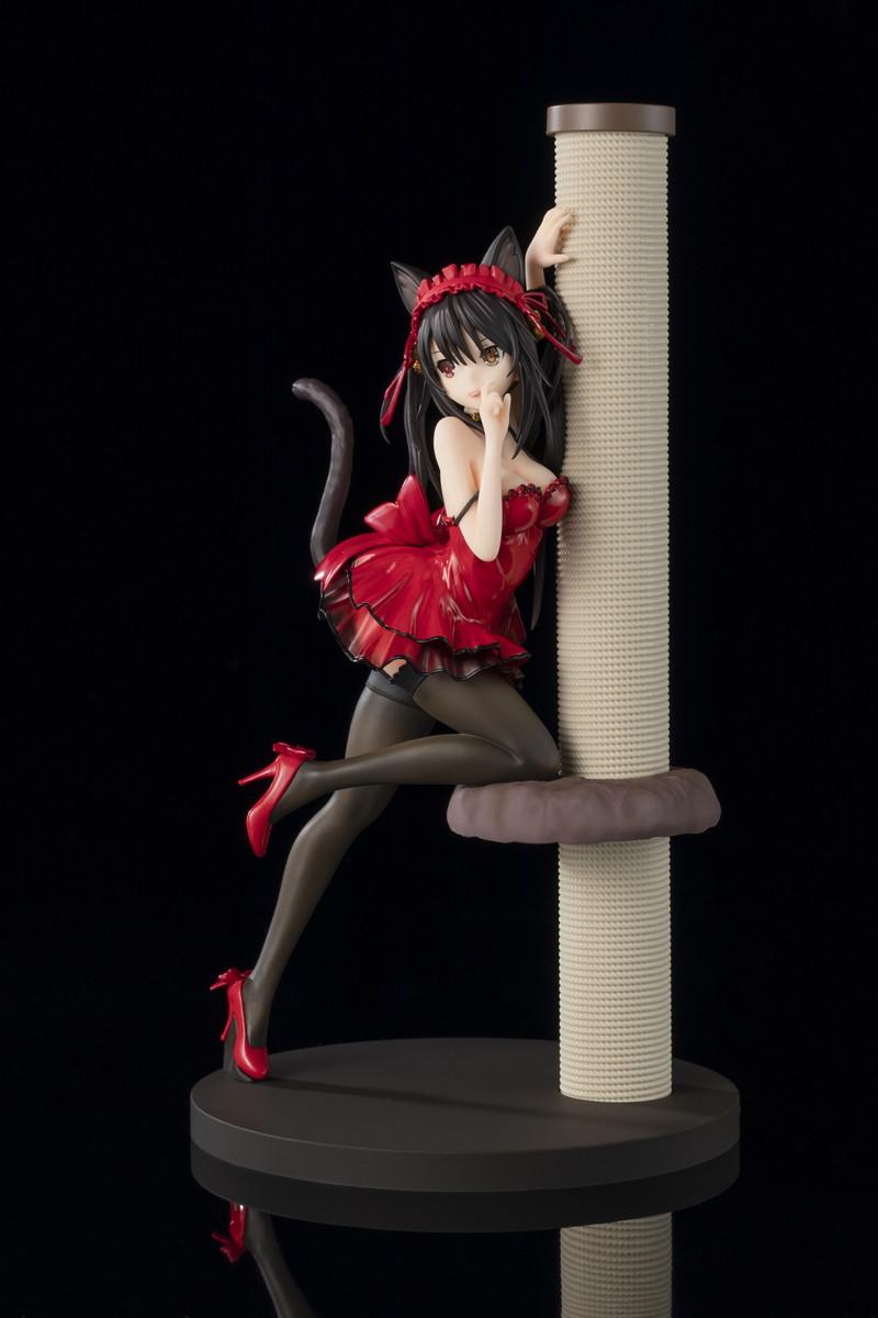 Kurumi Tokisaki Red Cat Ver Date A Live III Figure