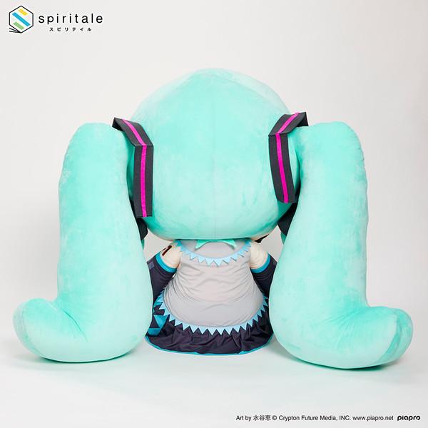 Hatsune Miku Taito SPIRITALE Super Big Vocaloid Plush