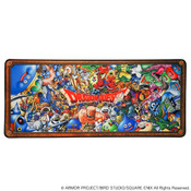 An Army of Monsters Draw Near! Dragon Quest Gaming Mouse Pad