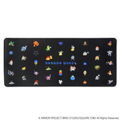 Pixel Monsters Dragon Quest Gaming Mouse Pad