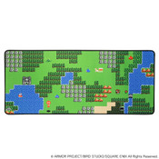 Pixel Map Dragon Quest Gaming Mouse Pad