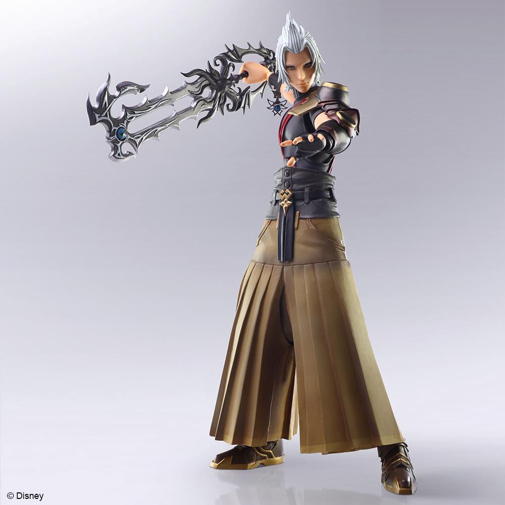 Terra Kingdom Hearts III Bring Arts Action Figure