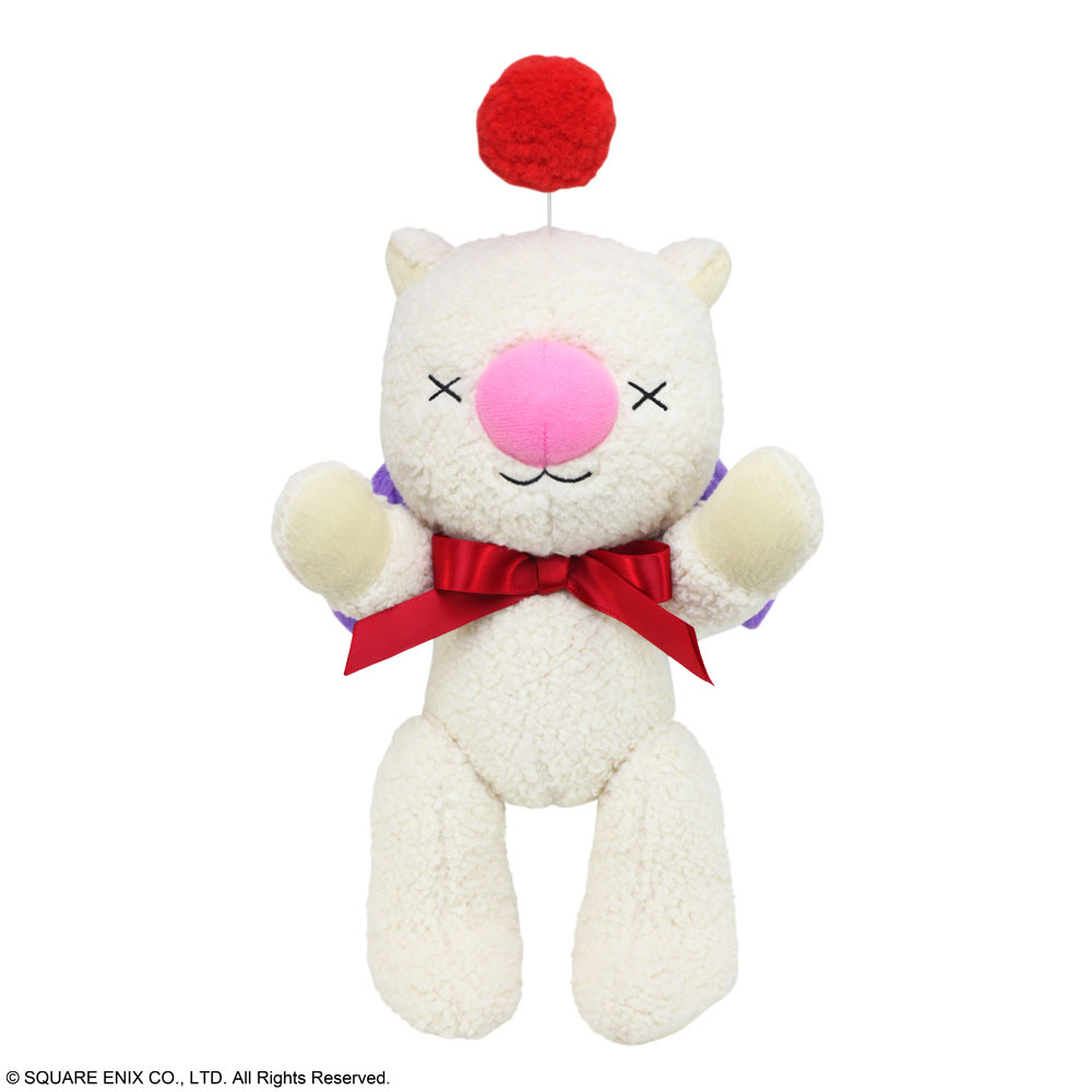Moogle Final Fantasy Fluffy Fluffy Plush