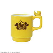 Chocobo Farm Character Figure Final Fantasy Mug