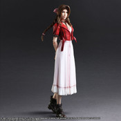 Aerith Gainsborough Play Arts -Kai- Final Fantasy VII Remake Action Figure