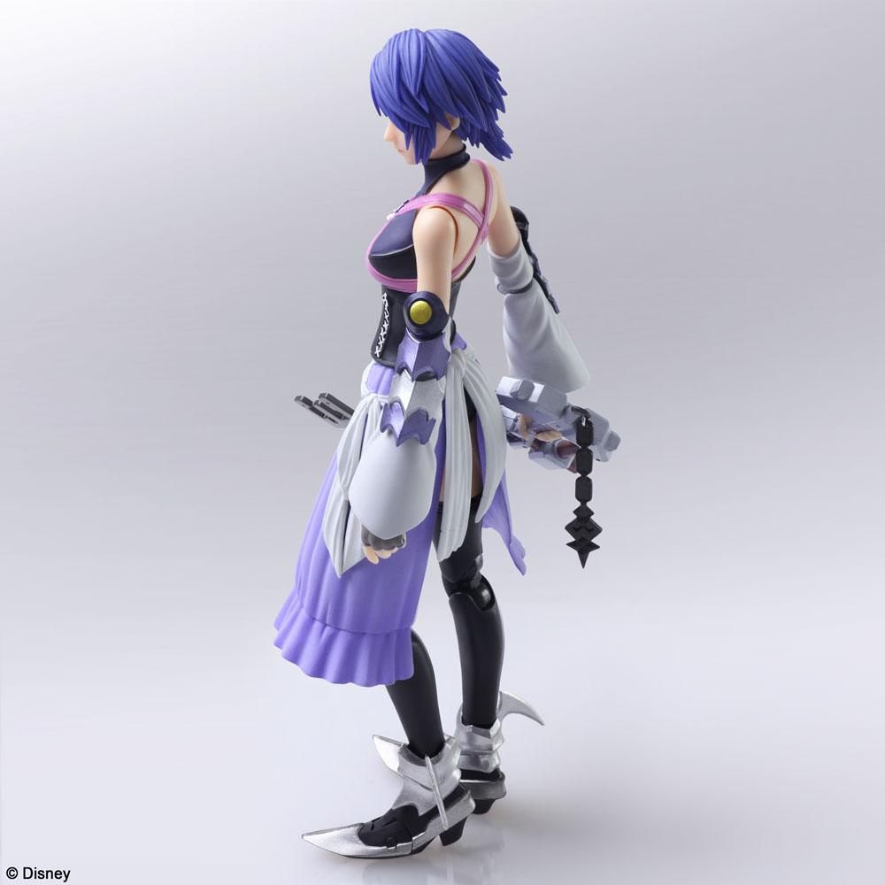 Aqua Kingdom Hearts III Bring Arts Action Figure