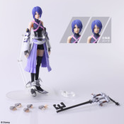 Aqua Kingdom Hearts III Bring Arts Action Figure
