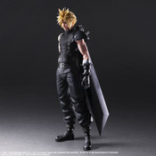 Cloud Strife Ver 2 Play Arts -Kai- Final Fantasy VII Remake Action Figure