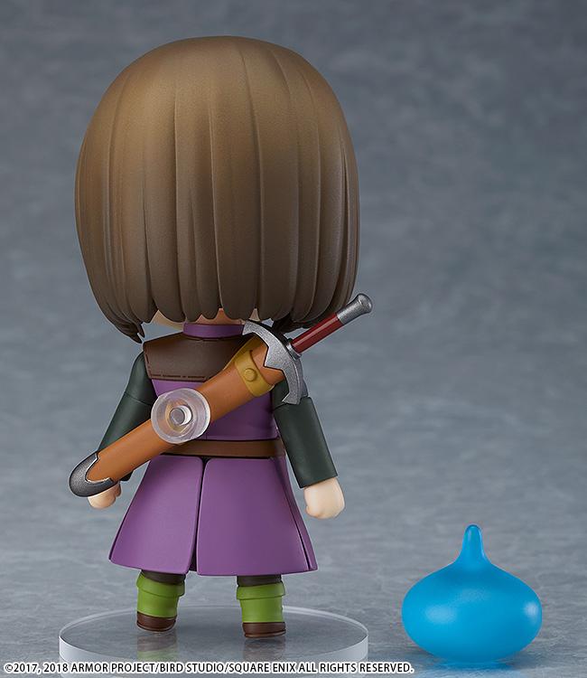 The Luminary Dragon Quest XI Nendoroid Figure