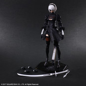 YoRHa No. 2 Type B NieR Automata Play Arts Kai Action Figure