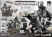 NieR Automata Square Enix Masterline Statue Figure