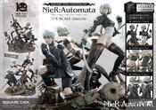 NieR Automata Deluxe Ver Square Enix Masterline Statue Figure