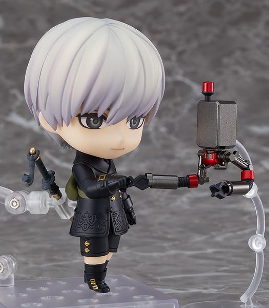YoRHa No 9 Type S NieR Automata Nendoroid Figure