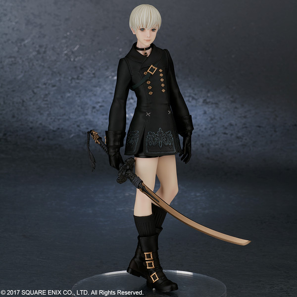YoRHa No 9 Type S (Re-run) Deluxe Ver NieR Automata Figure