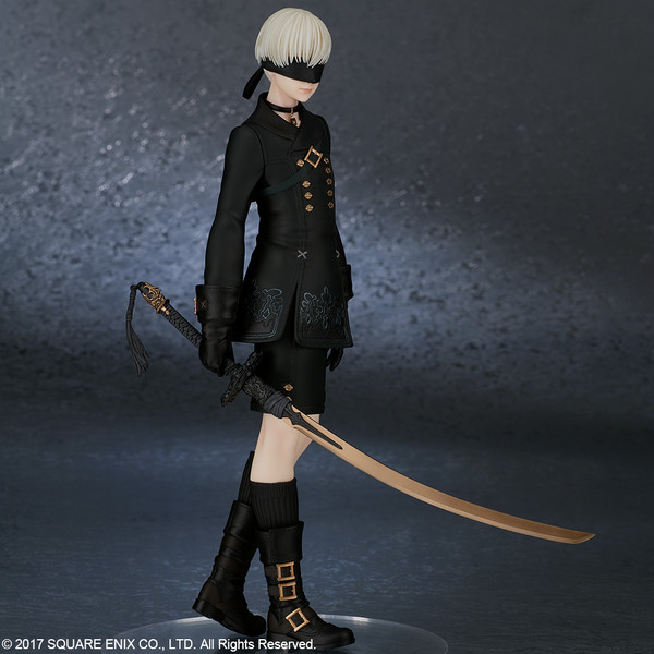 YoRHa No 9 Type S (Re-run) NieR Automata Figure