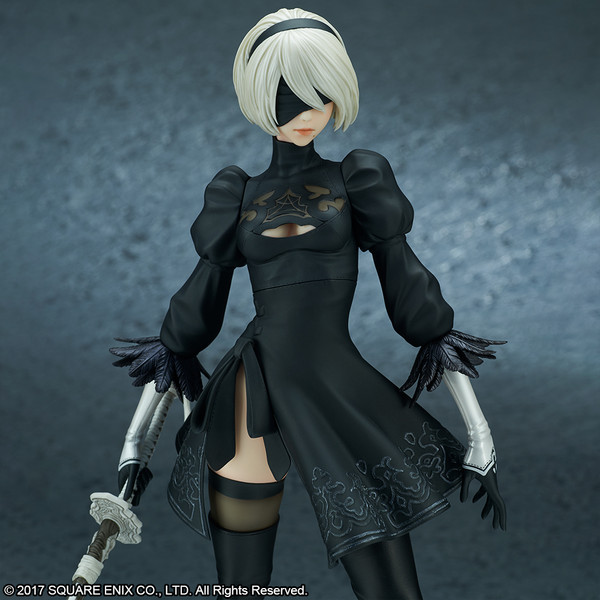 YoRHa No 2 Type B (Re-run) NieR Automata Figure