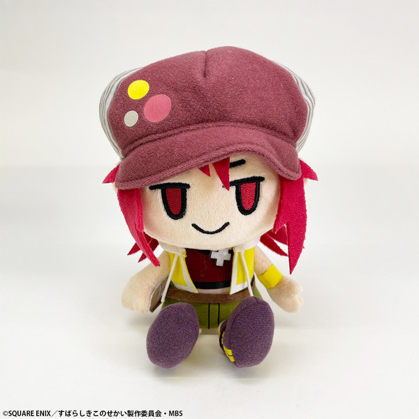 Shiki Misaki The World Ends with You The Animation Sitting Plush