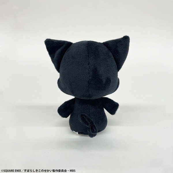 Mr. Mew The World Ends with You The Animation Sitting Plush