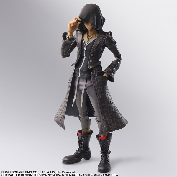 Minamimoto NEO The World Ends with You The Animation Bring Arts Action Figure
