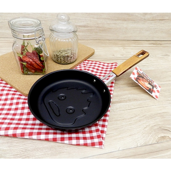 Calcifer Howl's Moving Castle Kitchen Frying Pan